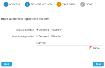 Accounts Payable Tax Compliance Support for Argentina and Brazil Suppliers 1